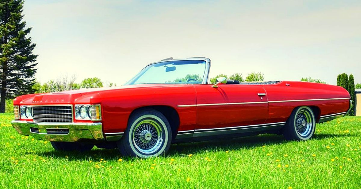 Here S What Went Wrong With The 1971 Chevy Impala Hotcars