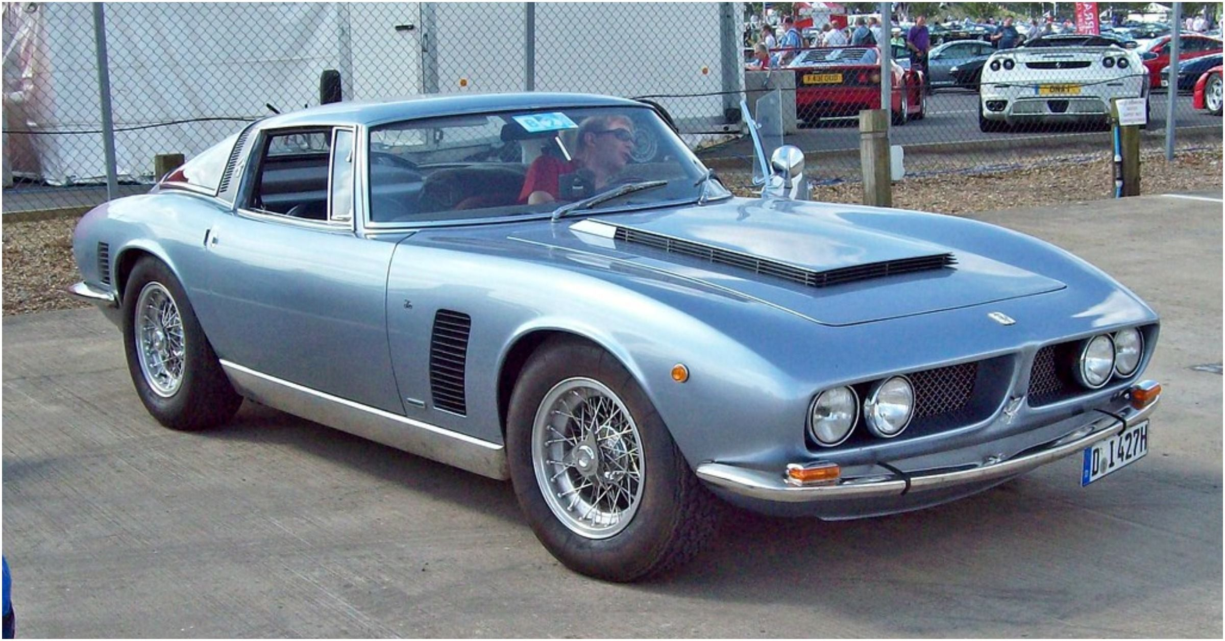 These Were The Most Expensive Cars In The 60s Hotcars