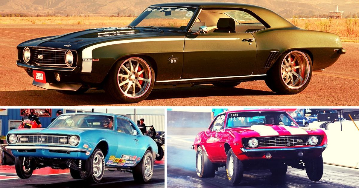 Here U0026 39 S What Makes The 1968 Chevrolet Camaro Z28 A Great