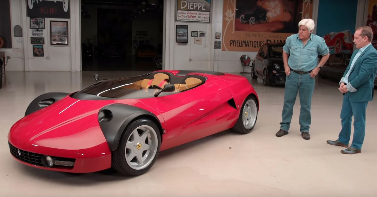 The Real Reason Jay Leno Doesn't Own Many Ferraris