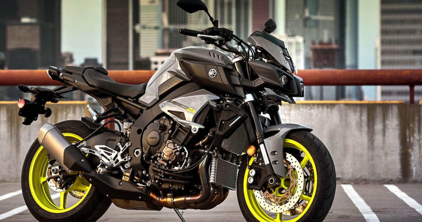 New Model Yamaha MT-10 2020: Price, Consumption and Photos
