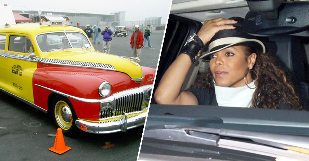All The Cars In Janet Jackson's Life