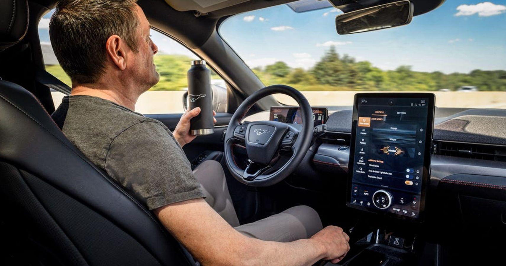 Ford To Launch Autonomous Driving System Rivaling Tesla's Autopilot