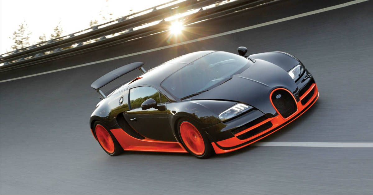 15 Rare And Beautiful Evolutions Of The Bugatti Veyron Hotcars