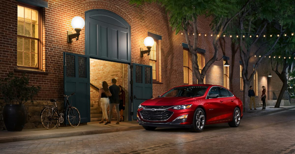 How The Chevrolet Malibu Became The Most Forgettable Car In the Market