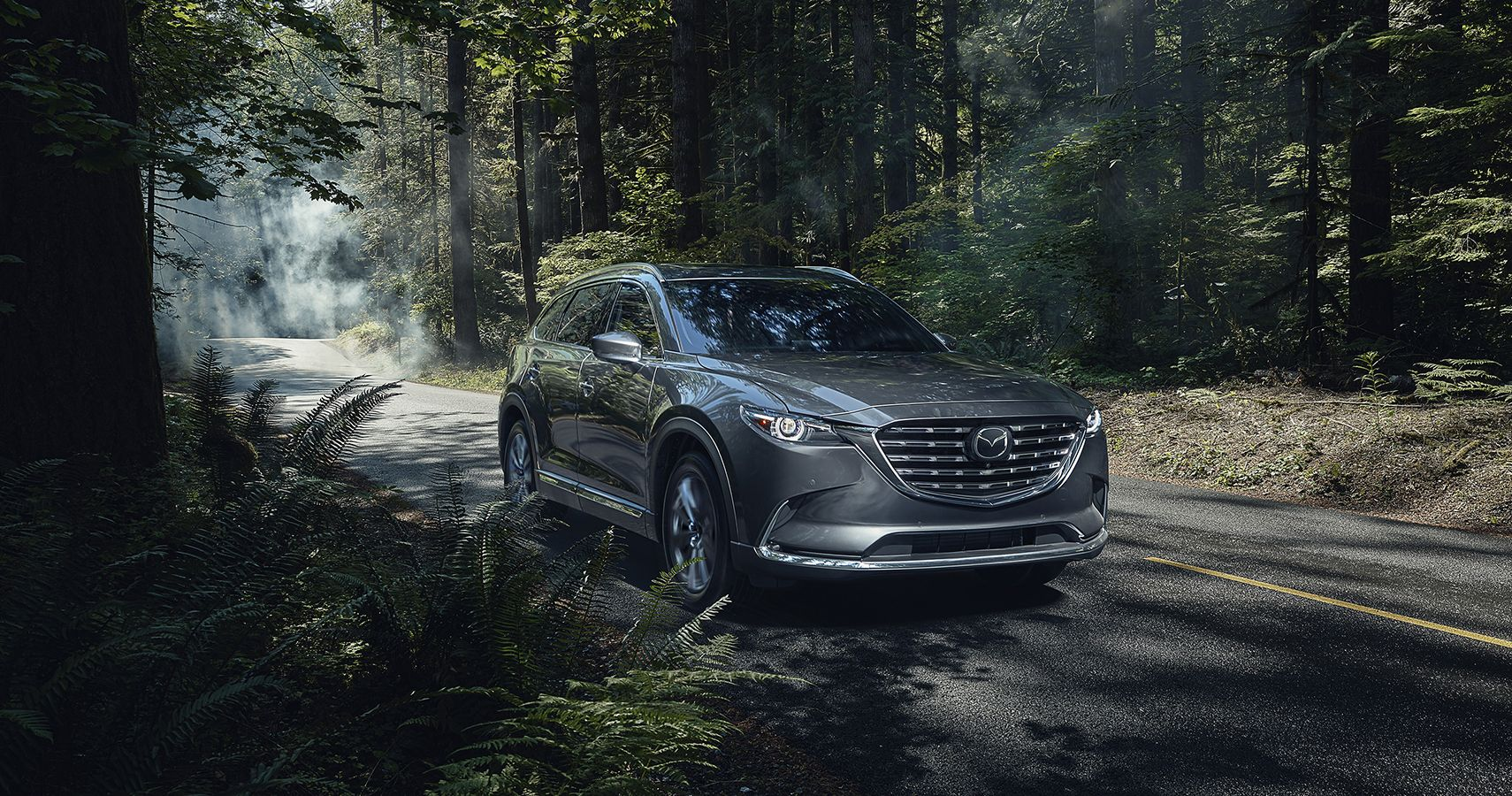 mazda's flagship 2021 cx9 features new upgrades carbon