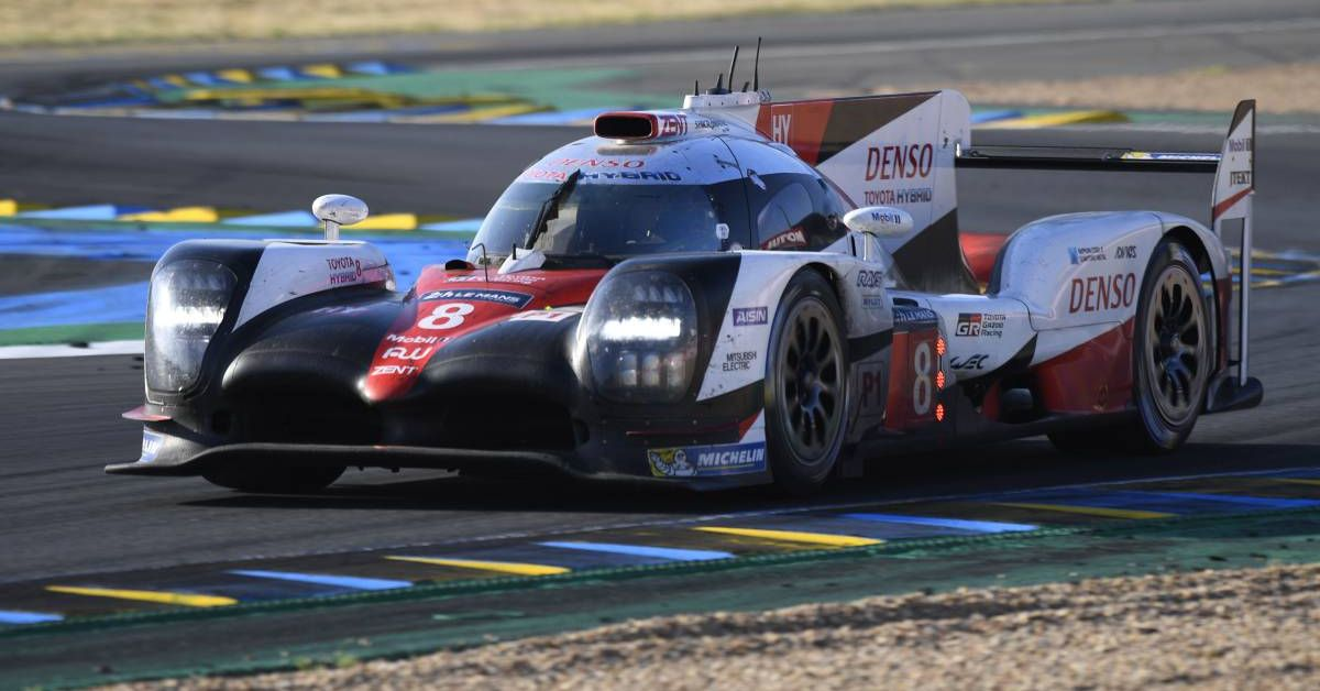 An Inside Look At How Drivers Prepare For 24 Hours Of Le Mans