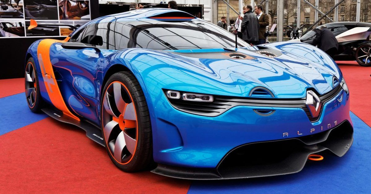 These Are The Fastest All-Electric Cars In The World | HotCars