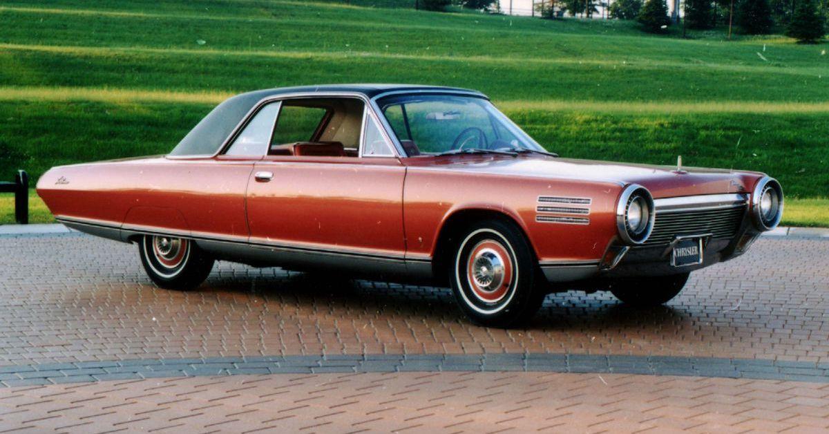 The Story Of Jay Leno's Turbine-Powered Chrysler