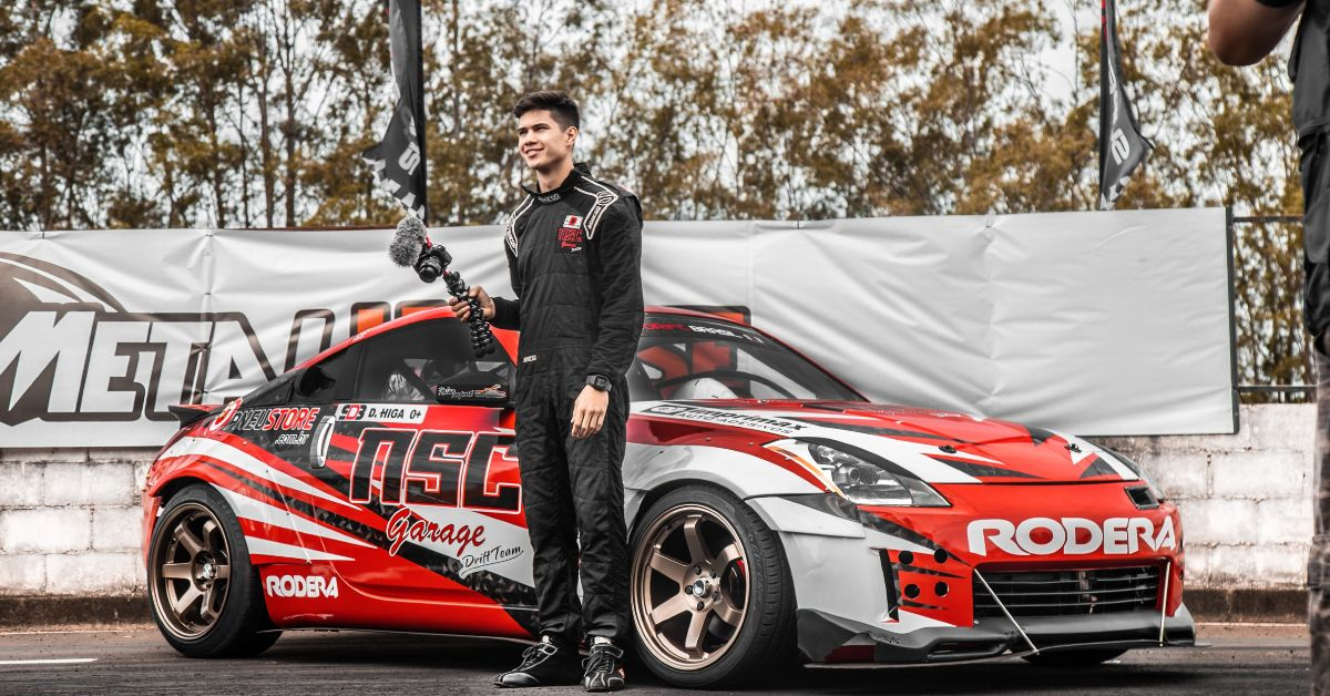 Where Is Diego Higa From Netflix's Hyperdrive Now? | HotCars