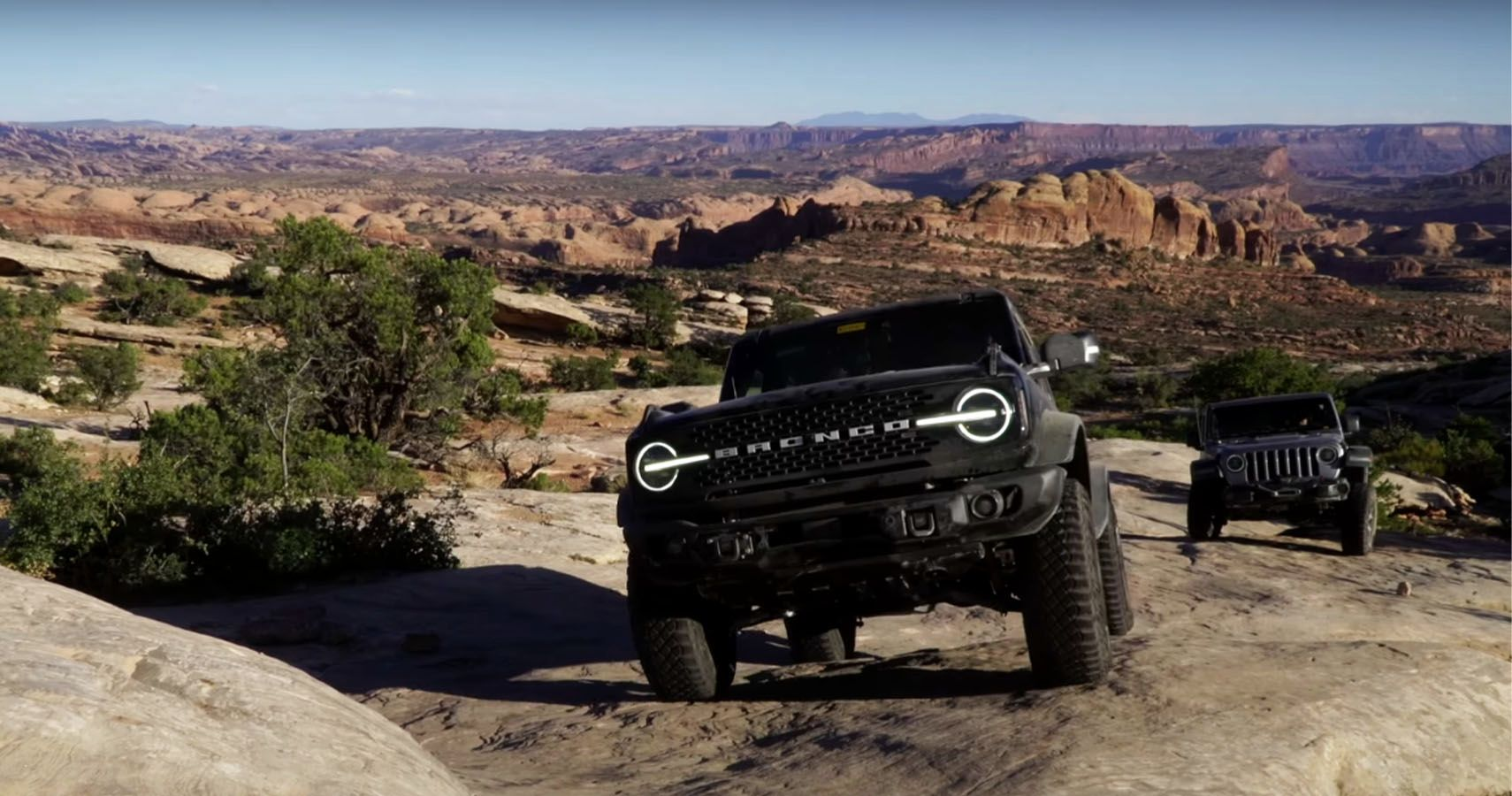 Ford Takes New Bronco To Moab For 13 Hours Of Trail Testing