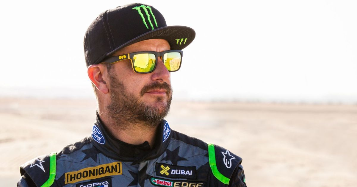 Here's How Ken Block Amassed His $200 Million Net Worth