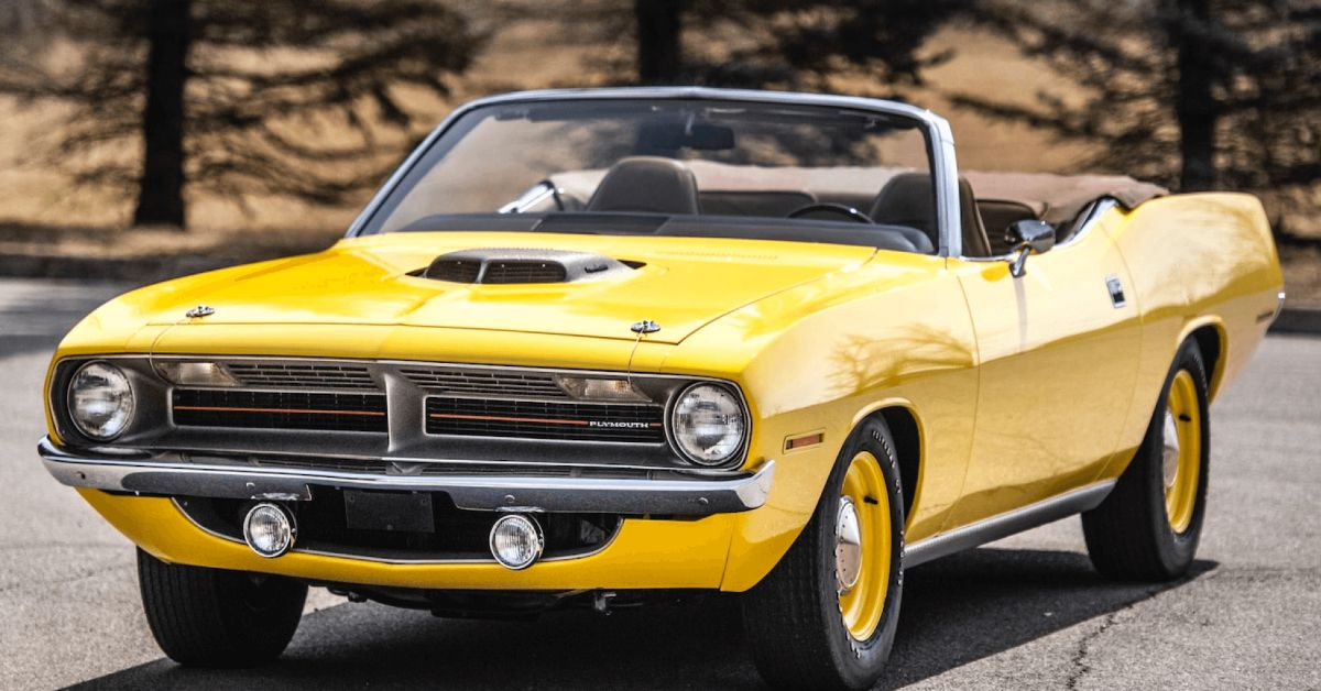 The Real Story About Nash Bridges' Plymouth Hemi 'Cuda