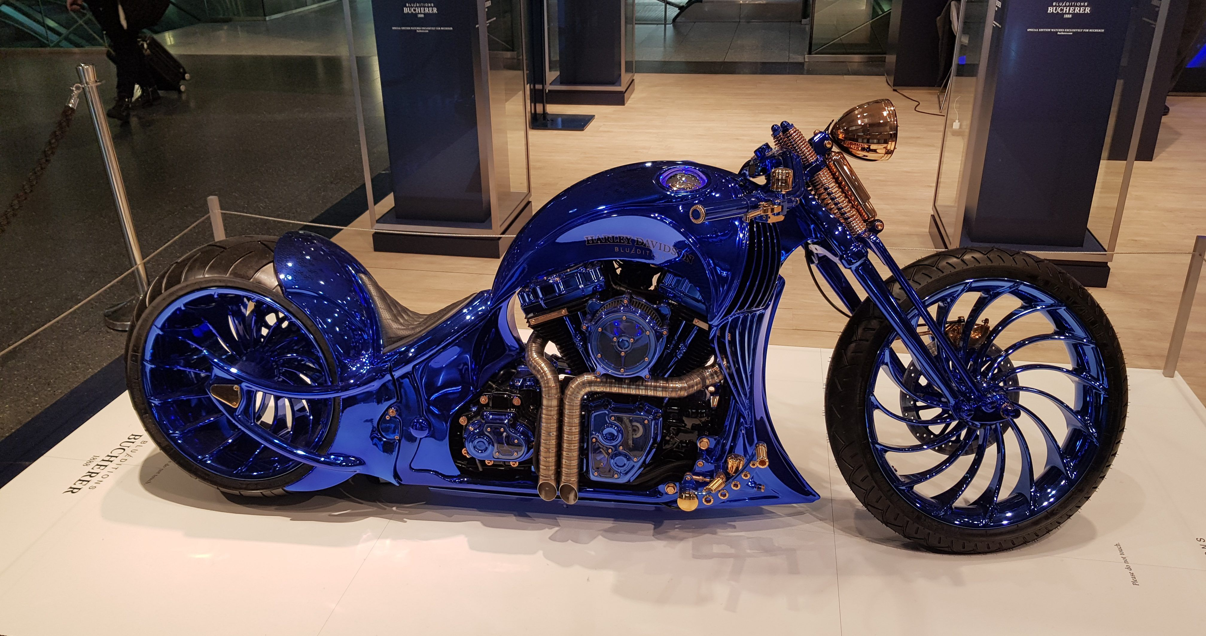 Here Are The 10 Most Expensive Harley Davidson Bikes Ever Made