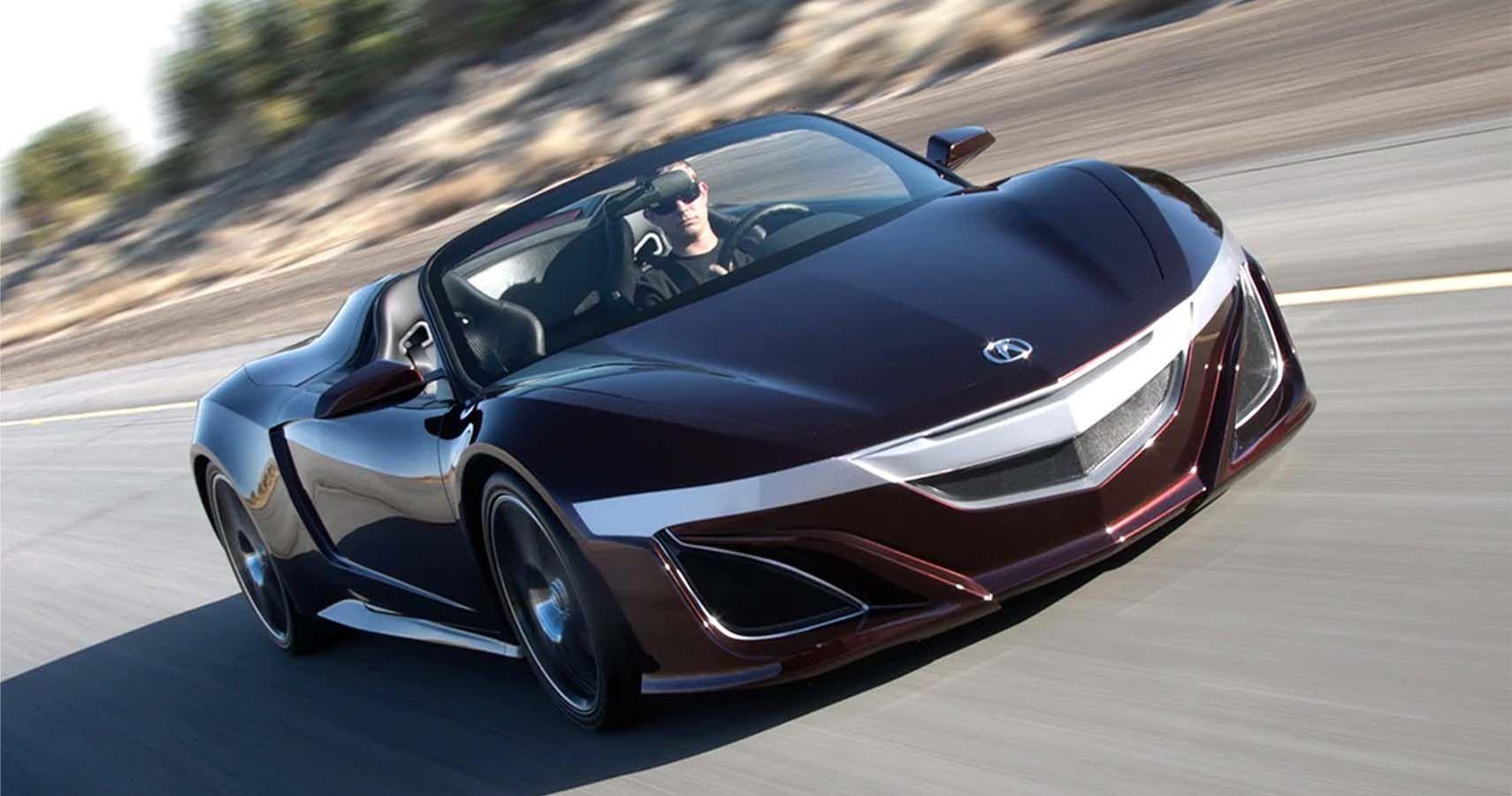 Robert Downey Junior's Insane Custom Acura: Here's What We Know