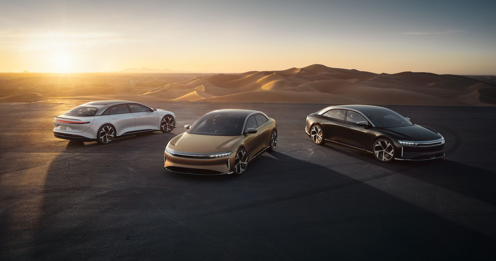 Lucid Motors Takes On Porsche And Tesla With Air Luxury Sedan EV