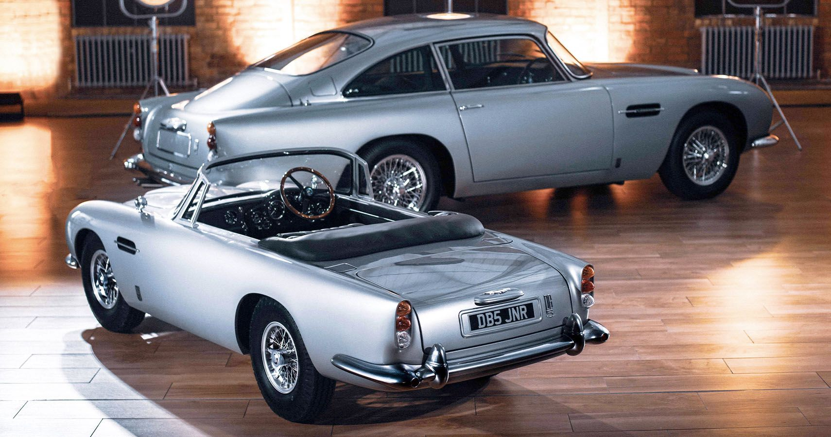 EXCLUSIVE: How The Little Car Co Built The Mini James Bond-Inspired DB5 Junior
