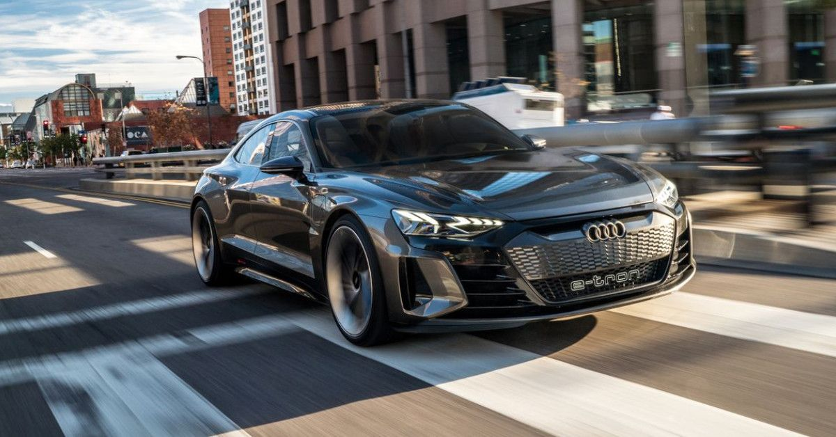 2021 Audi E-Tron GT: Here's What We're Expecting | HotCars