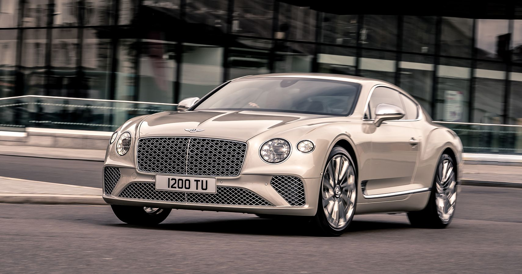 New Bentley Continental GT Mulliner Coupe Is The Latest Luxury Status Symbol