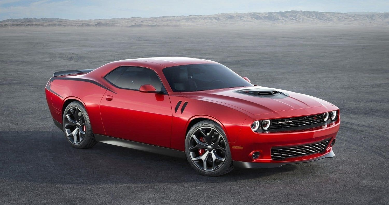 Fotos 2021 Dodge Barracuda