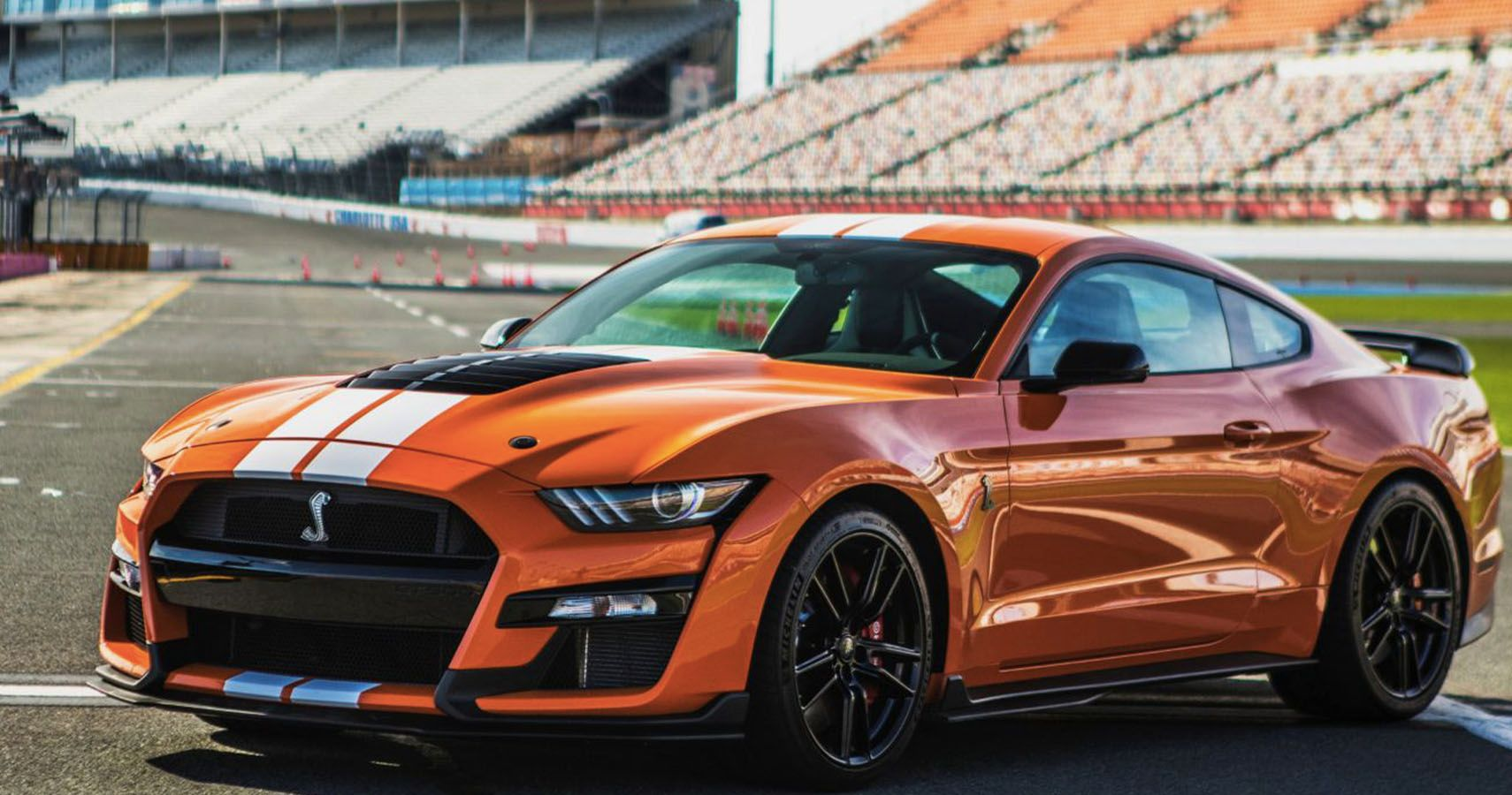 Leaked Ford Docs Reveal Shelby GT500 Carbon Fiber Package, Colors, Mach 1 Details