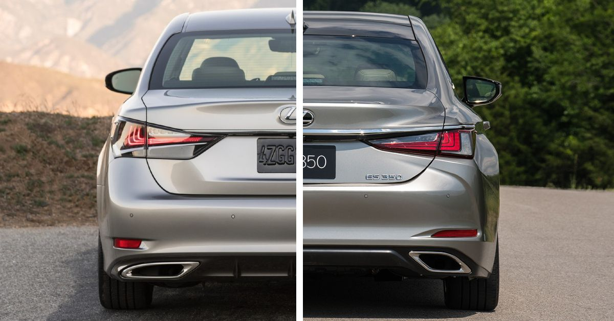 Lexus ES Vs GS: The Pros And Cons | HotCars