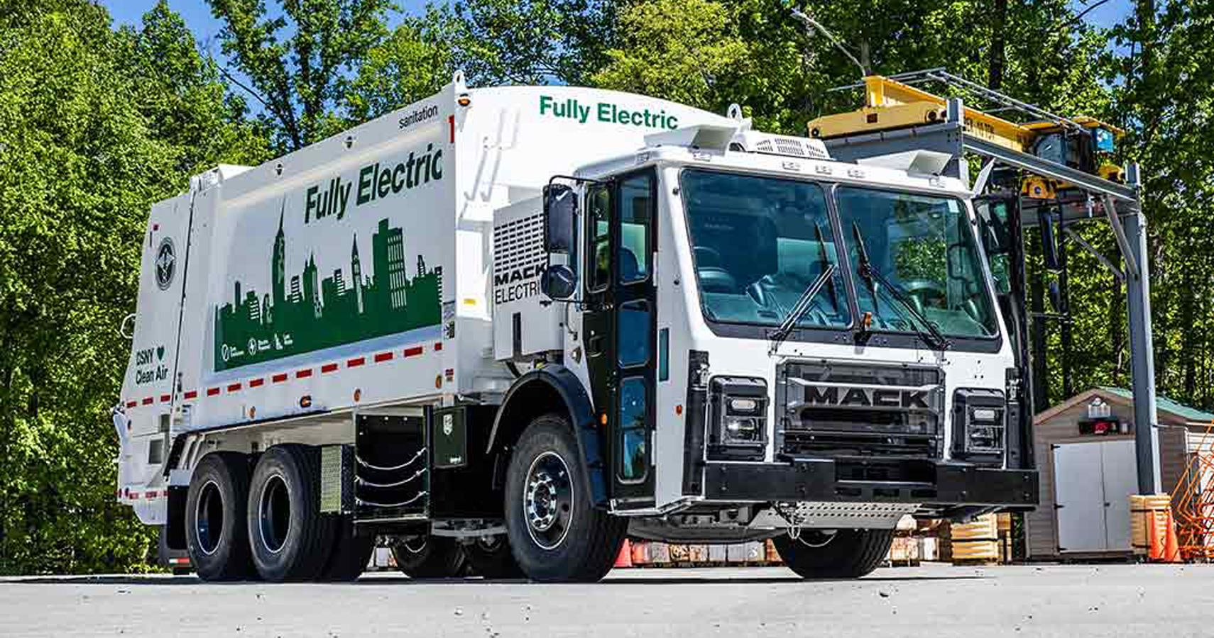 Mack Trucks To Launch Its All-Electric LR Model | HotCars