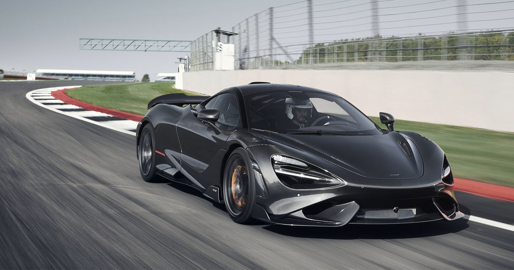 McLaren Releases 765LT Performance Stats—And You Can't Have One