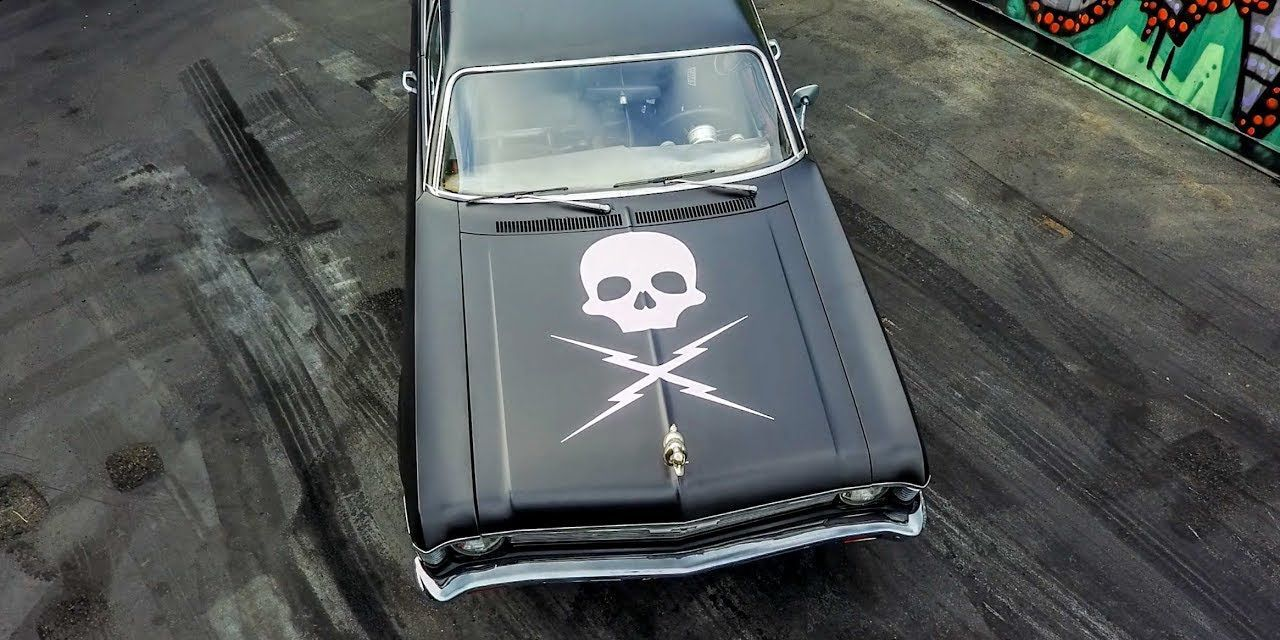 The Real Story Behind The Death Proof Chevy Nova Muscle Car