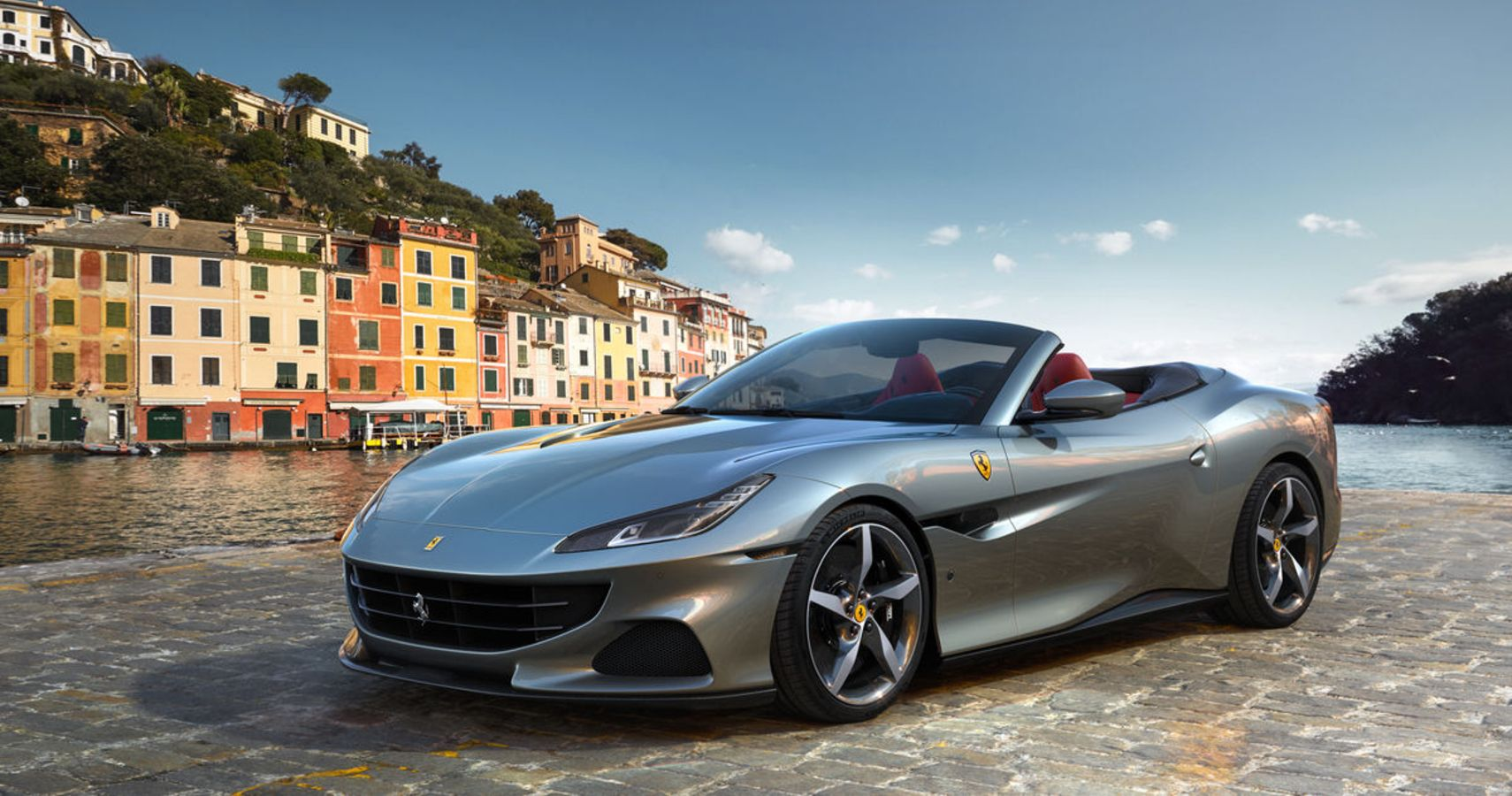 Ferrari Unveils New Powerful Portofino M