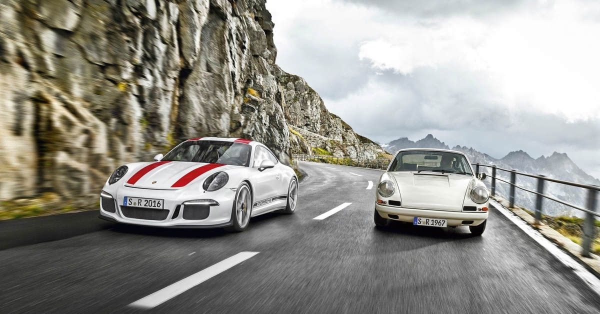These Are Some Of The Rarest Porsche 911 Models Ever | HotCars