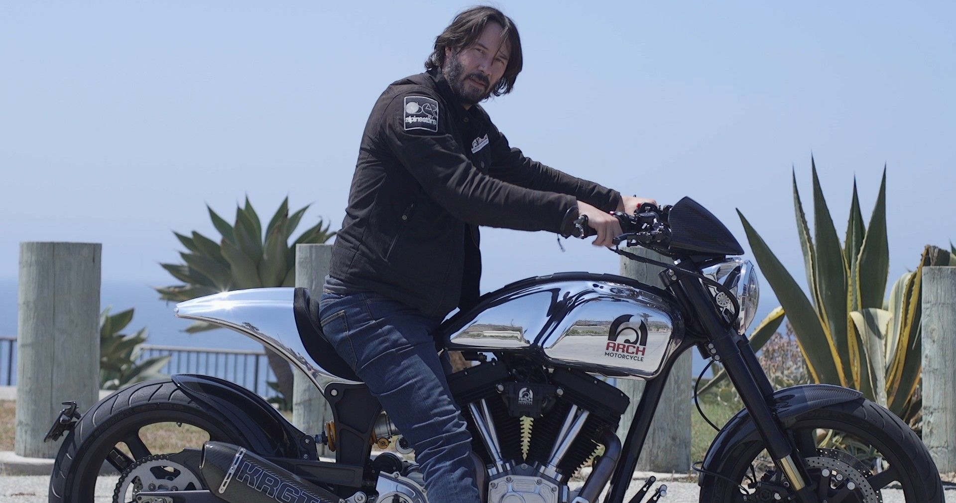 A Detailed Look At How Keanu Reeves Founded Arch Motorcycles