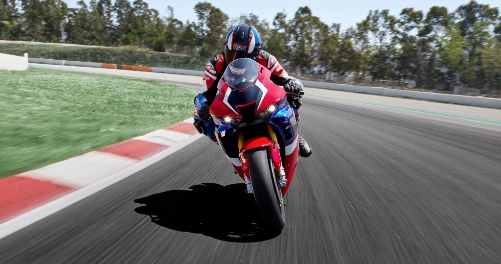 Here's Why The 2021 Honda CBR1000RR-R Fireblade SP Is Worth $28,500
