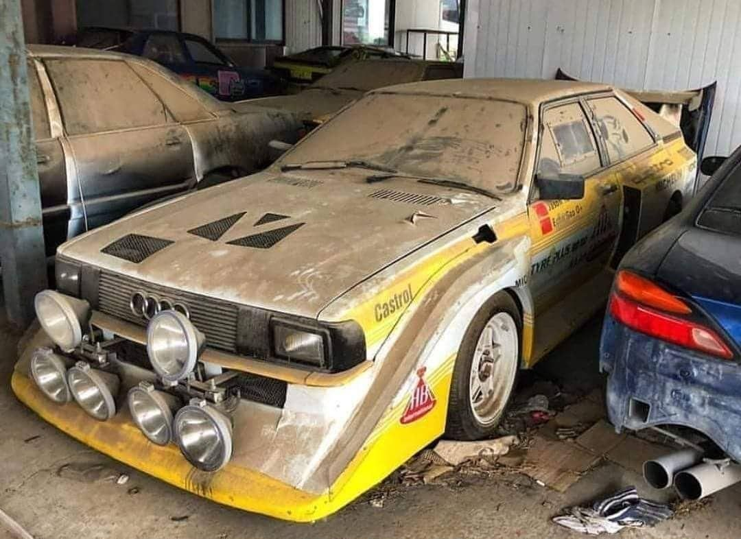 10 Cool Cars Owners Modified ...And Then Abandoned
