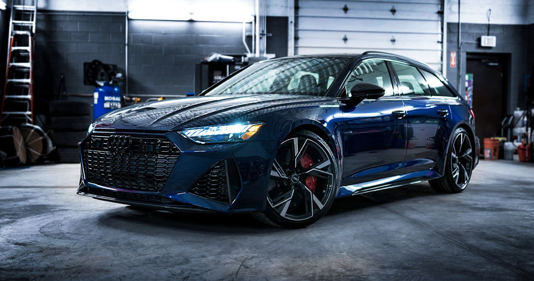 Would You Pay $200,000+ For A Near-New 2021 Audi RS6 Avant?