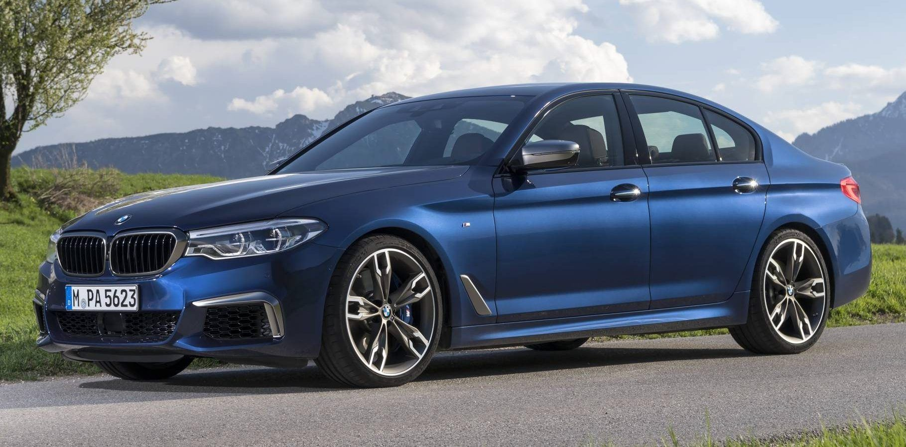 The True Cost Of Owning A Bmw 5 Series Hotcars