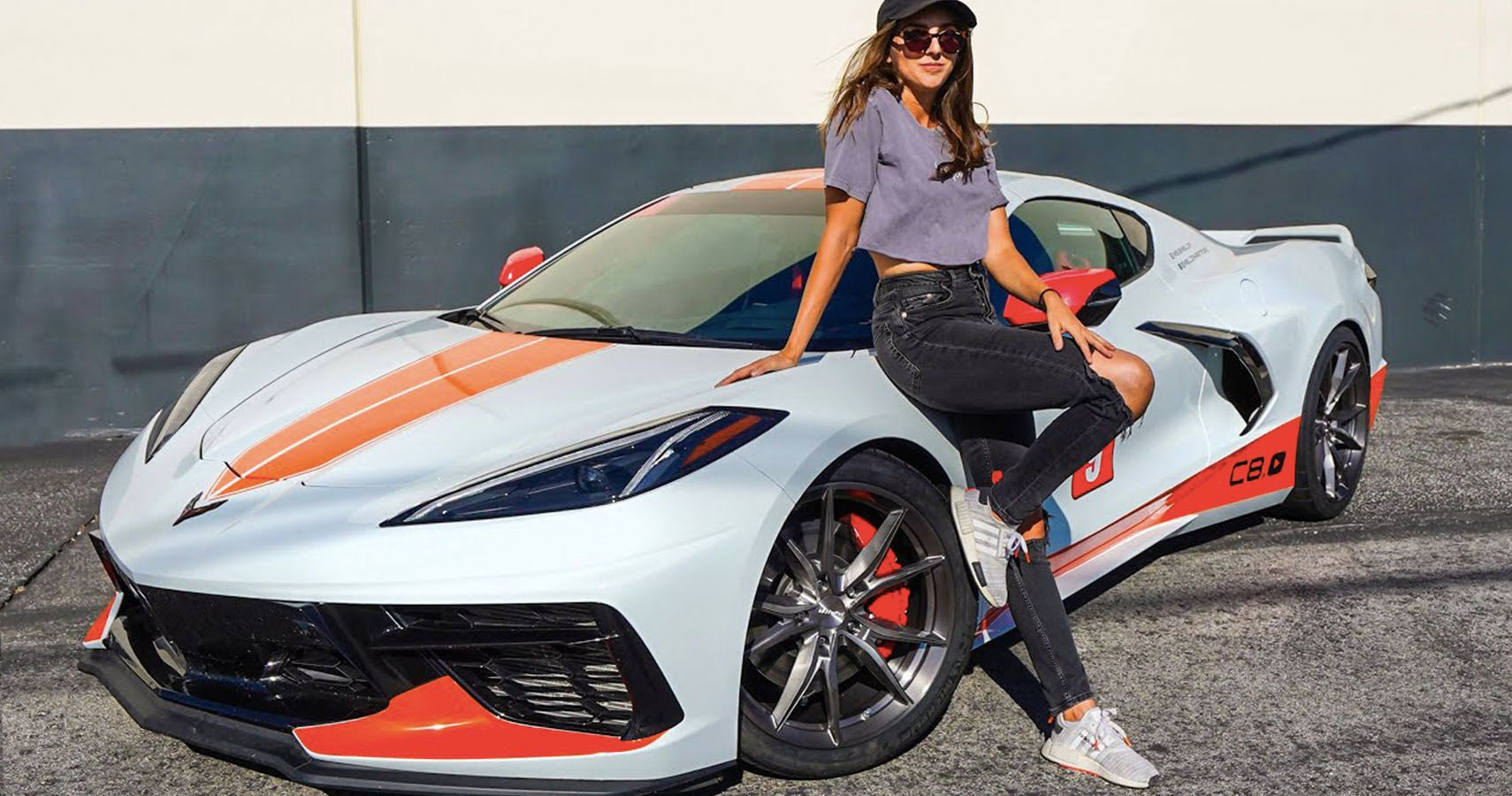 Emelia Hartford Reveals How Much Her Twin-Turbo C8 Cost To Build