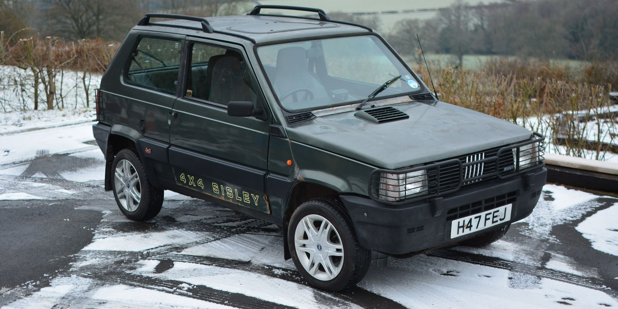 10 Cars You Never Knew Offered 4x4 Options   HotCars