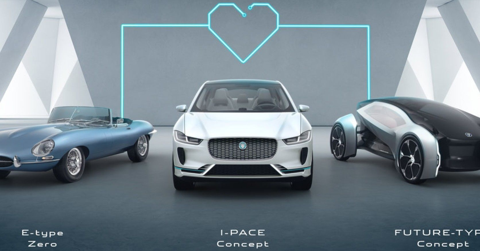 Jaguar: A Full Preview Of Their Electric Lineup | HotCars