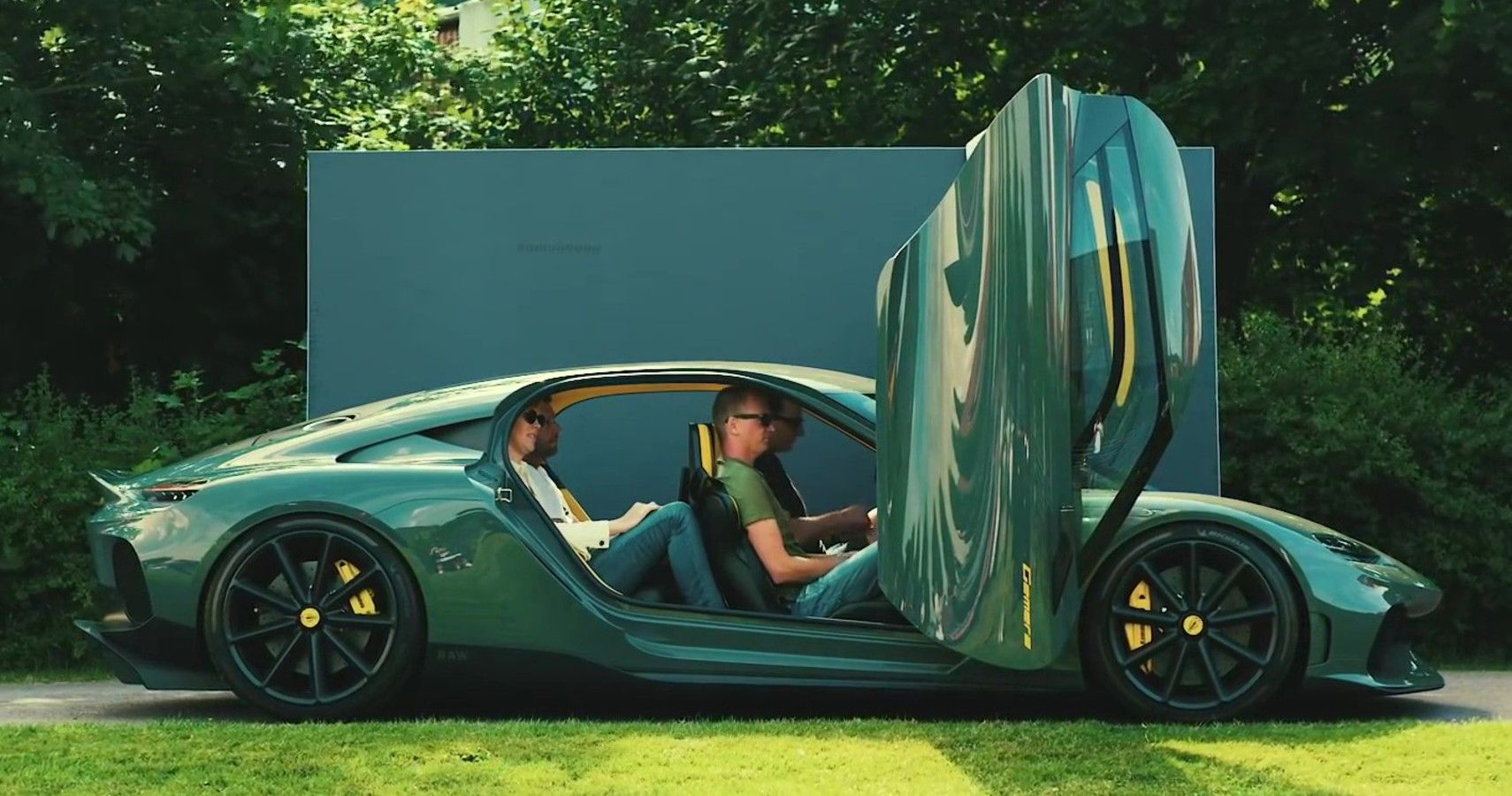 Here's Why The Koenigsegg Gemera GT Is The Best 4-Seater Supercar