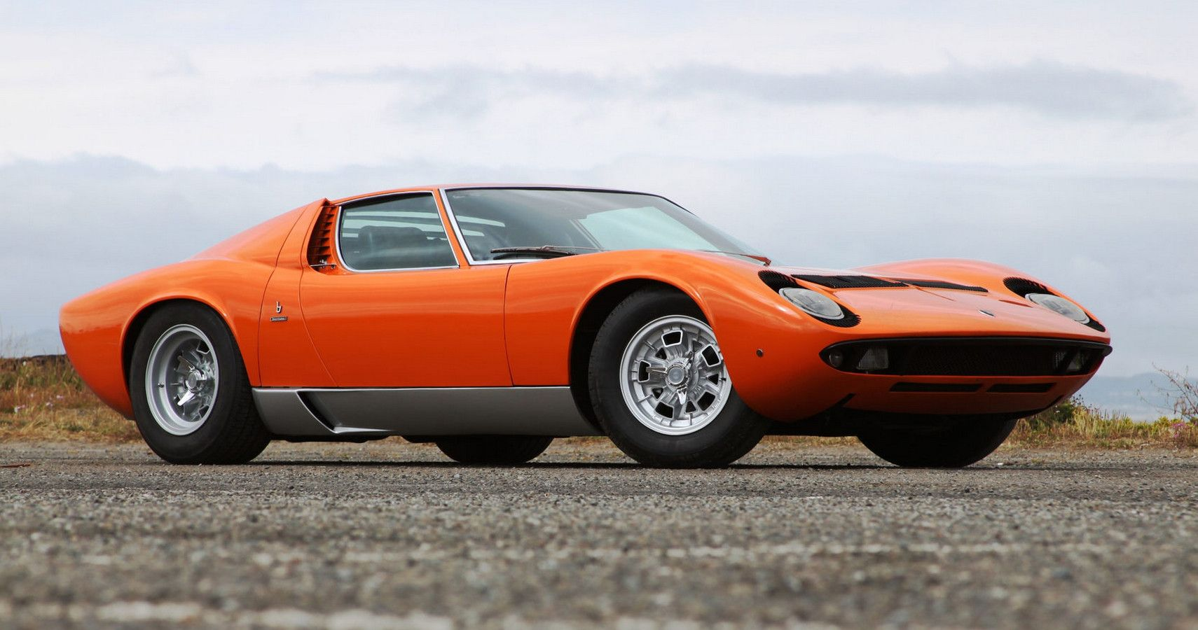 Here Are The Most Beautiful European Sports Cars Ever Made