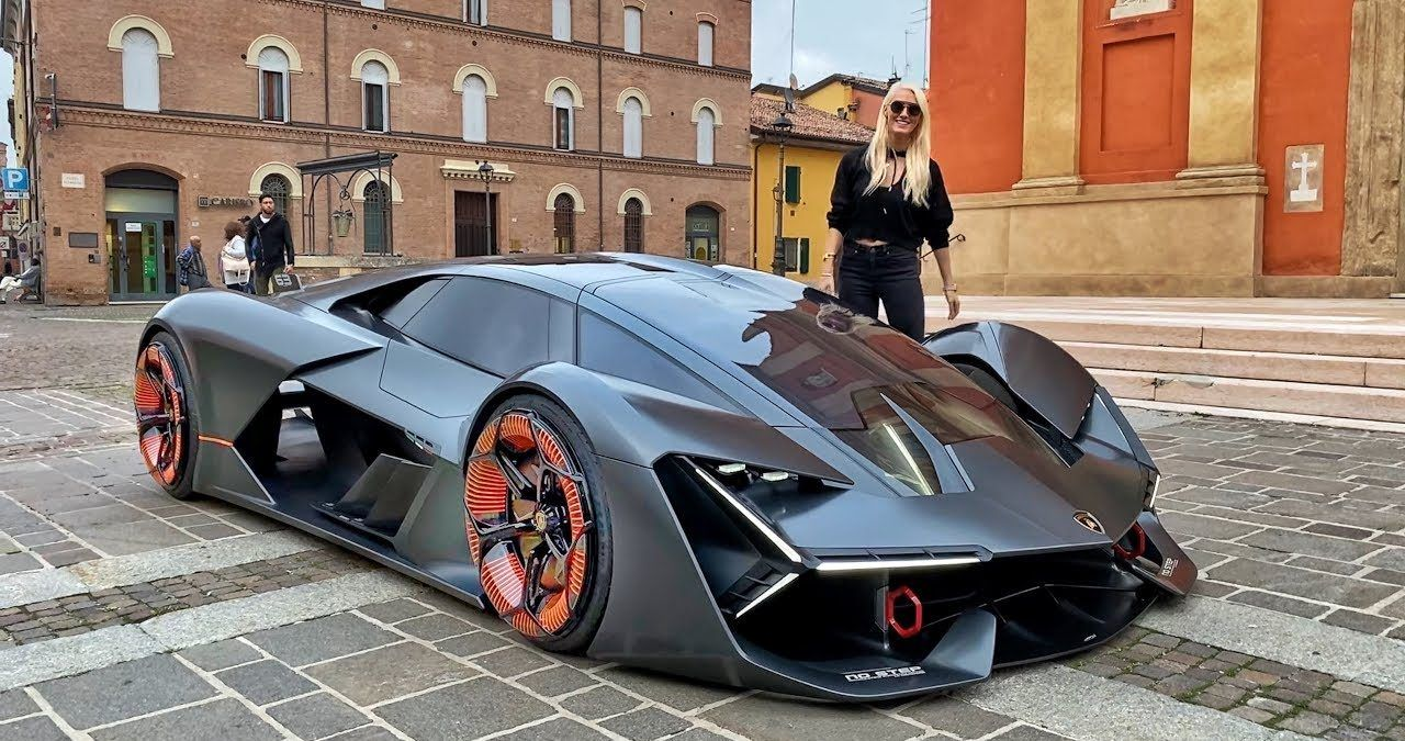 Crazy Alfa Romeo Supercar Concept | #CarMojo Alfa Romeo is