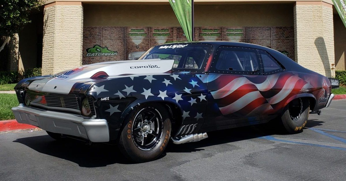 5 Muscle Cars Ruined With Terrible Wrap Jobs (5 That Look Surprisingly Good)