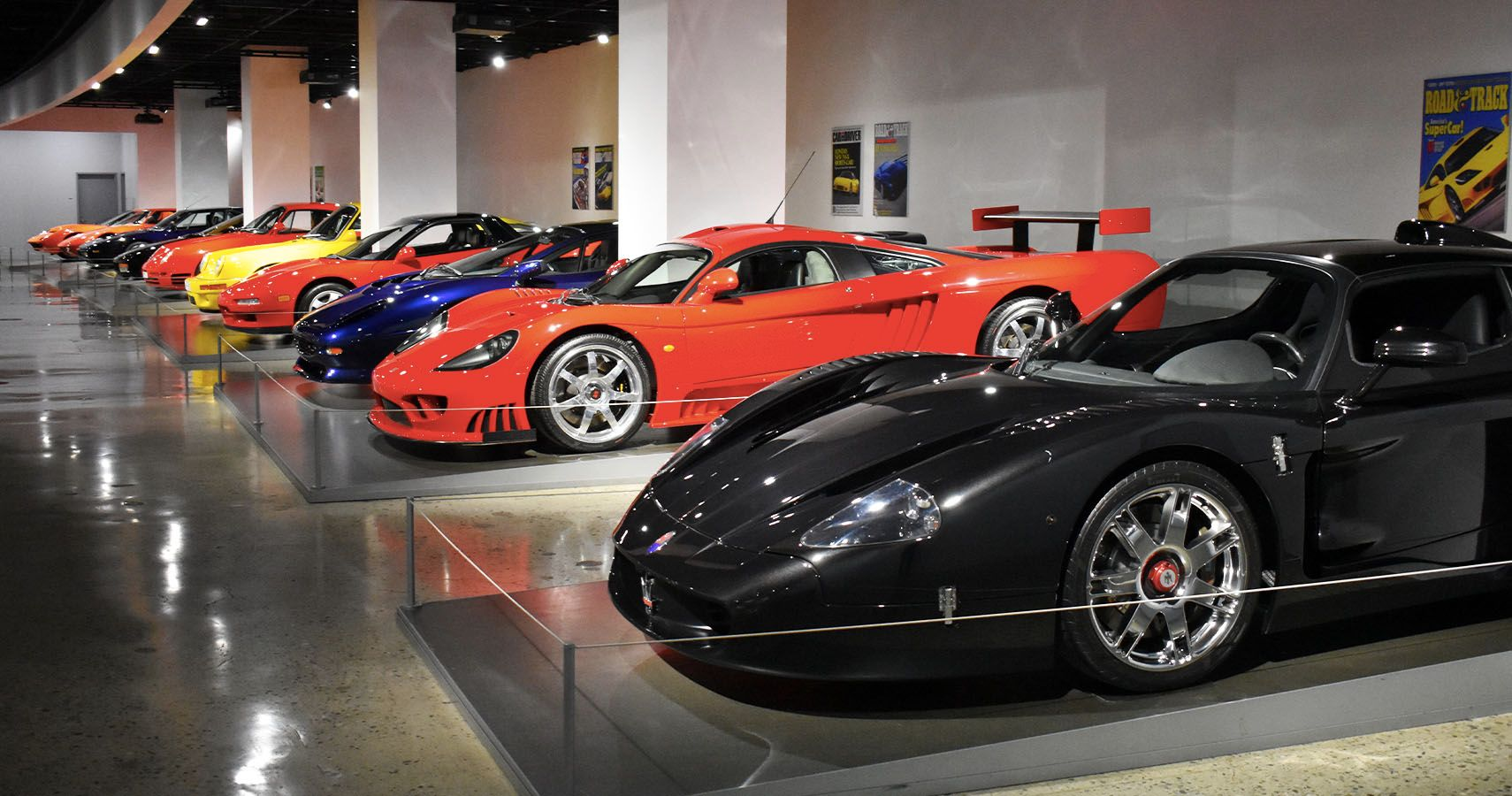 Petersen Museum Reopening With Supercars, Off-Roaders, And Porsche Racers