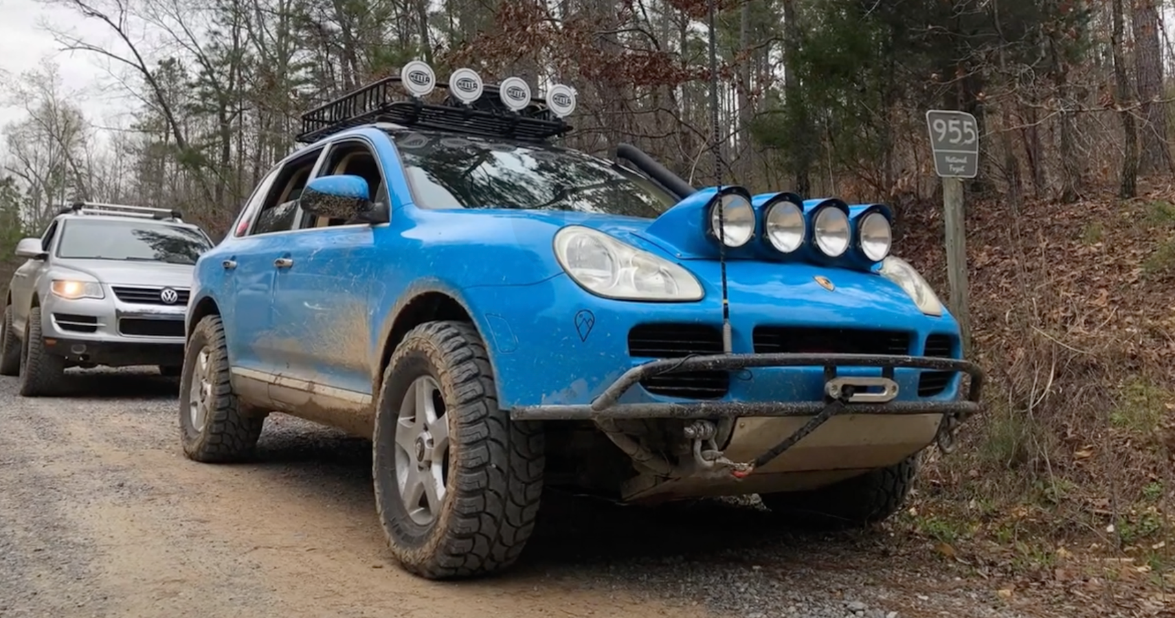This Porsche Cayenne Might Be The Ultimate Adventure Rig (Really)