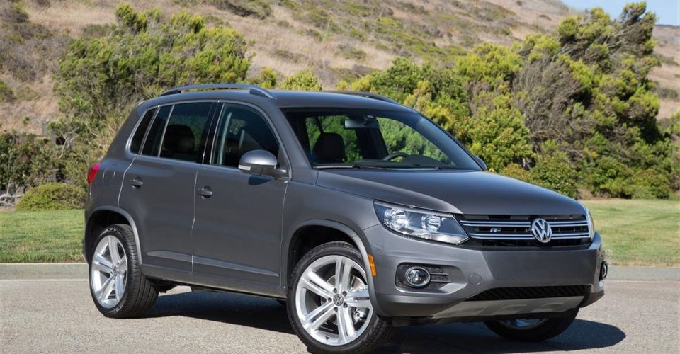 Here S The Average Yearly Repair Costs For The Volkswagen Tiguan