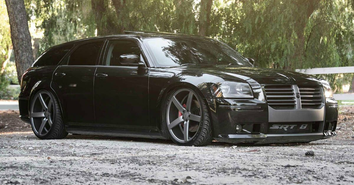 9 Things Most People Don't Know About The Dodge Magnum | HotCars