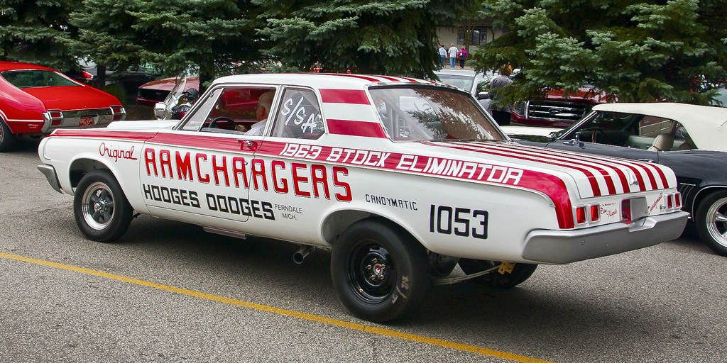 Here Are Dodge's Greatest Race Cars Ever | HotCars