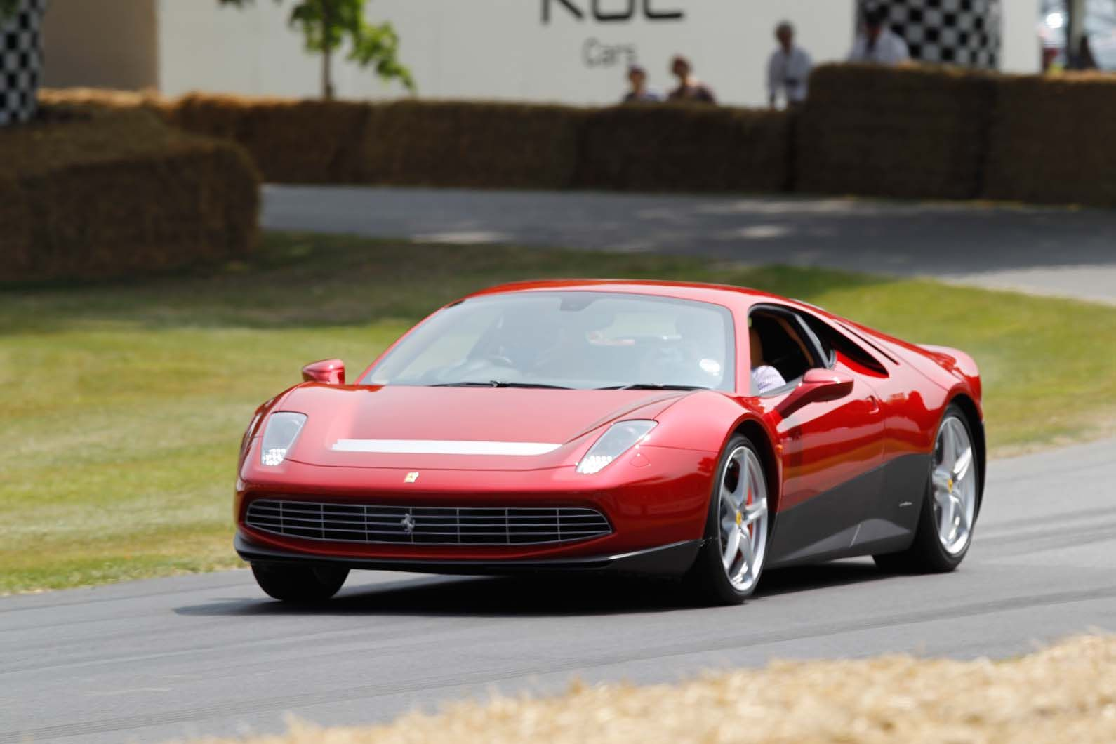 One-Off Ferraris We Can Only Dream About   HotCars