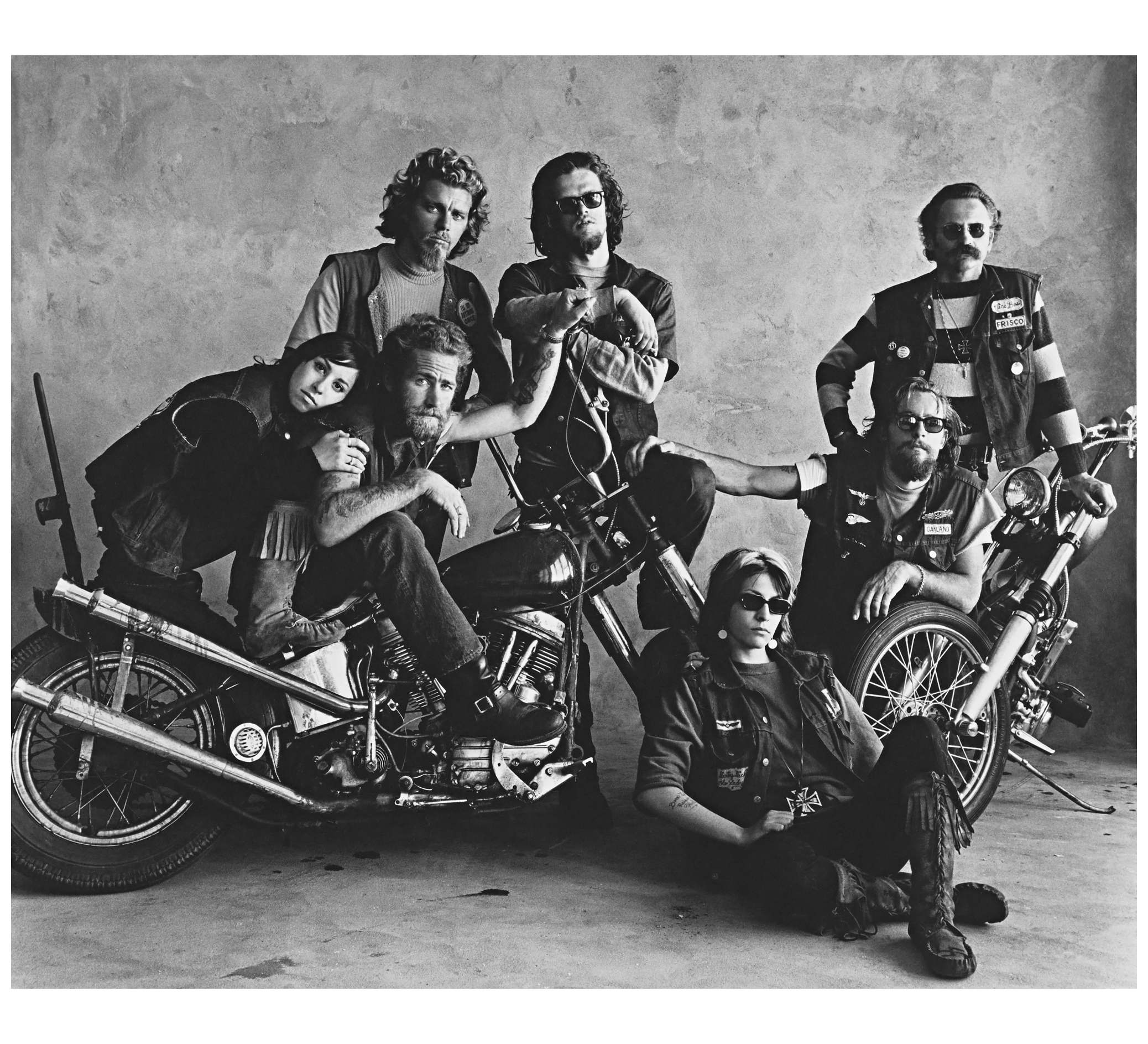 5 Coolest Photos We Found Of The Hells Angels MC (And 5 Of The Bandidos)